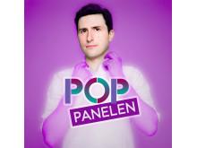 Pop-panelen med Pontus de Wolfe
