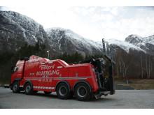 Vintervejens helte: Norge