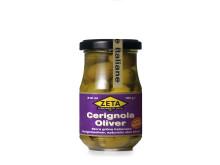Zeta Cerignola - urkärnade, gröna delikatessoliver från Italien