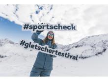 Auf über 2.900m Höhe warten zahlreiche Sport-Highlights wie Sunrise Yoga oder Skitouren.