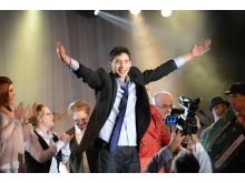 Vinnaren av Väsby Melodifestival 2013