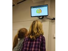 Energivisualisering med Emoij på förskolan Björngården, Gävle II