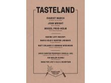 Tasteland plakat