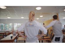 Samarbete Nordsjö och Stiftelsen Malmö Sommargårdar