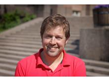 Jonas Beskow, universitetslektor vid avdelningen för tal, musik och hörsel vid KTH.