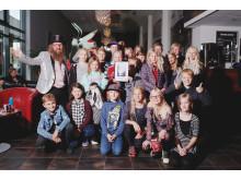 Brattingsborgskolen, vinder af publikumsprisen på ANIMOK 2017