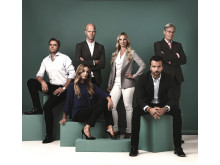 TV3 Luksusfellen Gruppebilde