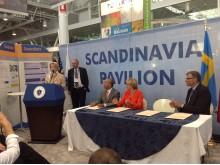 Region Skåne skriver avtal med delstaten Massachusetts om unikt samarbete