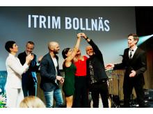 Årets Itrimcenter licenstagare - Bollnäs