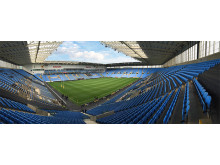 XtraGrass hybridgräs - Ricoh Stadium, Coventry, UK