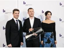 Filminstruktør og manuskriptforfatter Tobias Lindholm modtager Kronprinsparrets Kulturpris 2016