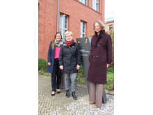 Abgeordnete von Bund und Land auf Informationsbesuch an der TH Wildau