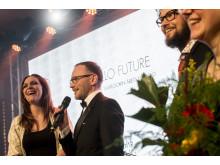 Vinnarna av Årets Företag 2016 - Hello Future
