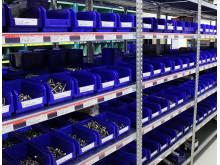Lagersystem - Effektiv lagerhållning av fästelement