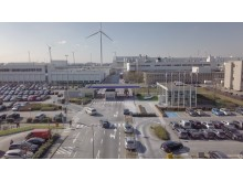 Volvo Cars' manufacturing plant in Ghent