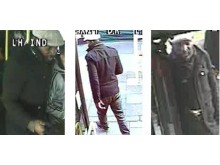 IMAGE 1 - images of the man taken on the route 320 bus on 23 March