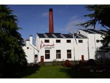 Benromach Distillery Exterior