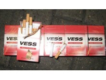 Op Indelible Vess cigarettes seized