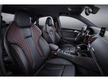 Audi RS 3 Limousine - interiør