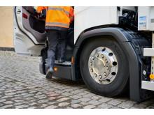 Niedrige Einstiegsstufe - Scania L-Baureihe
