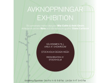 Avknoppningar Exhibition Nola