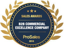Emblem - B2B Commercial Excellence  Company 2018