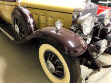 Cadillac Coupe 370A - 1931