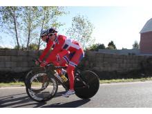 Andreas Vangstad og Erlend Blikra sykkel-VM 2014