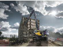 Volvo EC380EHR und EC480EHR – Produktivität in einer neuen Dimension