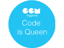 Code is Queen - GeekGirlMeetup.com