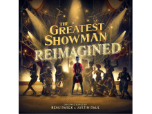 The Greatest Showman - Reimagined artwork