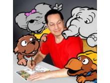 Pax et Bonum Verlagsautor / Kinder-Comic / Stefan Bischoff ©Stoff