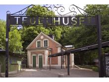 Tegelhuset - Södra bangårdshuset