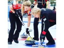 Fanny Sjöberg - curling