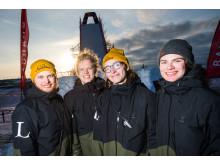 Studenterna bakom Luleå Big Air 2018