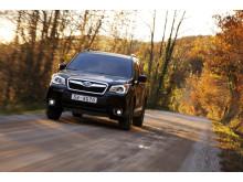 Nytt försäljningsrekord för Subaru i Sverige
