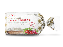 Matbröd Skog & Mark, Lingon/Tranbär från Fria