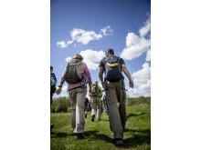 Vandra tillsammans på Hovdala vandringsfestival 21 september