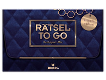 Rätsel to go Denksport-Mix: elegant edition - Cover