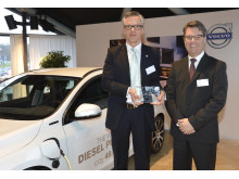 Volco Cars Awards Handover Ceremony