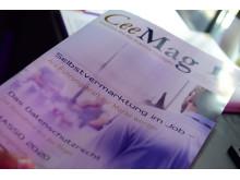 Premiere in Bonn: Die erste Ausgabe des CeeMag