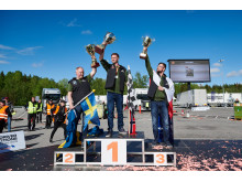 Die Sieger der Scania Driver Competitions 2019