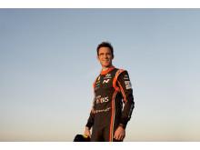 Thierry Neuville från Hyundai Motorsports WRC-team.