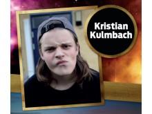 Kristian Kulmbach til Åbent Hus