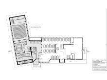 Skiss övervåning nya Gästhuset Ramundberget