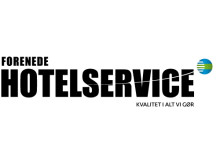 Forenede Hotelservices logo