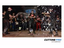 TYROLIT Cutting Pro Competition vinnarcermoni