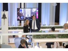 Handeln med Quartiers Properties AB (QUART) på Nasdaq First North inleddes den 21 juni 2017