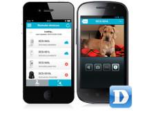 mydlink app - smartphone