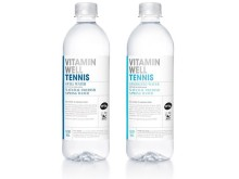 Vitamin Well officiell dryck under Båstad Tennisveckor